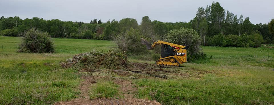 Grading, Excavating & Demolition Services in Boise